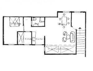 Obere-Wohnung Hof Hilligenbohl Ferienwohnungen