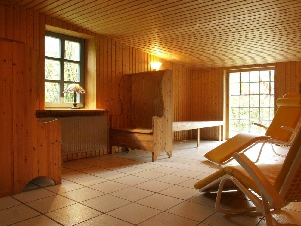 Sauna Hof Hilligenbohl